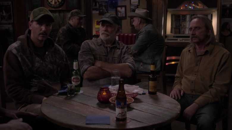 "Stella Artois Beer Bottle in The Ranch Season 4 Episode 9 ""Welcome to the Future"" (2019) TV Show"