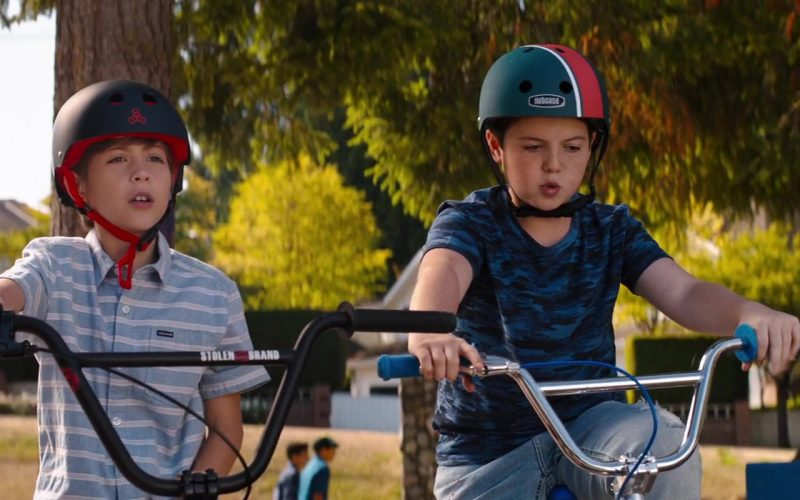 Stolen Brand BMX Bicycle Used by Jacob Tremblay in Good Boys (3)
