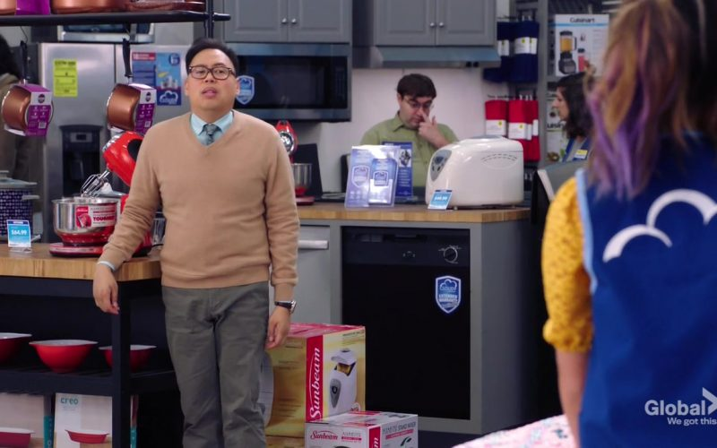 Sunbeam in Superstore Season 5 Episode 3 Forced Hire (1)