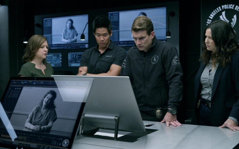Surface Studio All-In-One Computer by Microsoft in S.W.A.T. (1)
