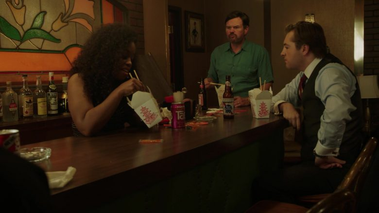 "Tab Soda and Pabst Beer in The Deuce Season 3 Episode 7 ""That's a Wrap"" (1)"