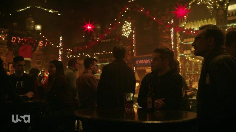 Tecate Beer Enjoyed by Rami Malek as Elliot Alderson in Mr. Robot Season 4 Episode 3 (4)