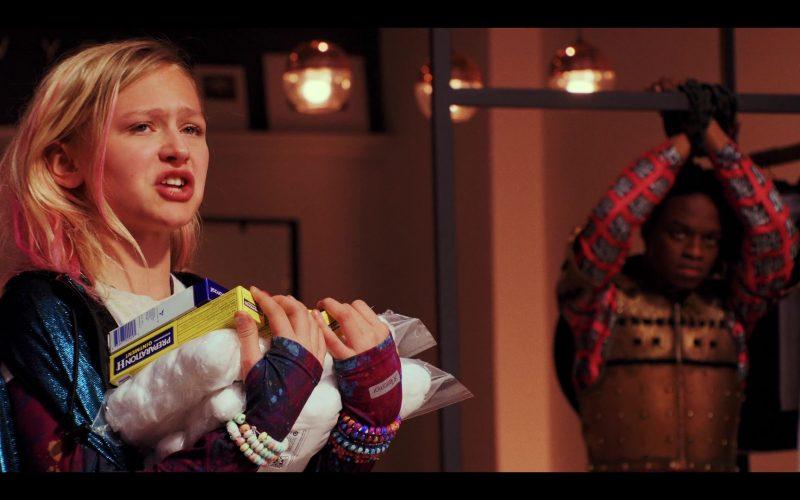 Terramar Shirt Worn by Alyvia Alyn Lind as Angelica Green and Preparation H in Daybreak Season 1 Episode 7