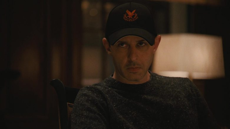 The Gleneagles Hotel Cap Worn by Jeremy Strong as Kendall Roy in Succession - Season 2 Episode 9 (2019) - TV Show Product Placement