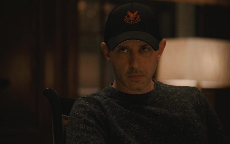 The Gleneagles Hotel Cap Worn by Jeremy Strong as Kendall Roy in Succession (3)