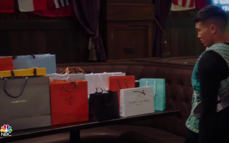 Tom Ford, Hermes, Marc Jacobs Paper Bags in Sunnyside
