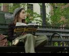 Trespass A History of Uncommissioned Urban Art Book by Carlo McCormick Held by Cristin Milioti (1)