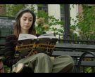 Trespass A History of Uncommissioned Urban Art Book by Carlo McCormick Held by Cristin Milioti (2)