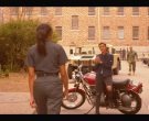 Triumph Motorcycle Used by Ruby Rose as Kate Kane in Batwoman (1)