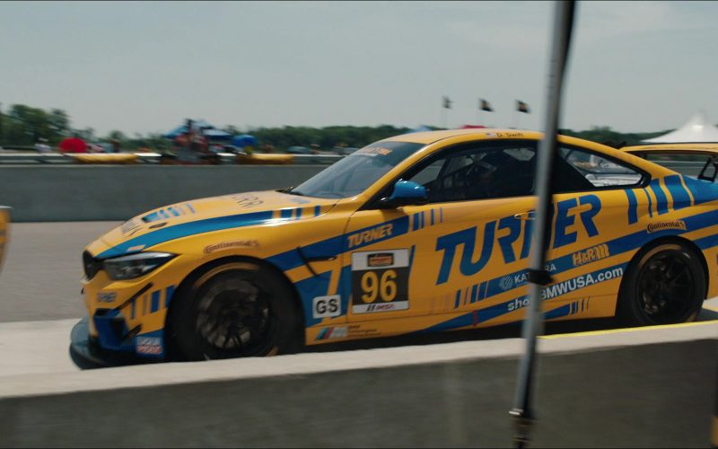 Turner Motorsport in The Art of Racing in the Rain (2019)