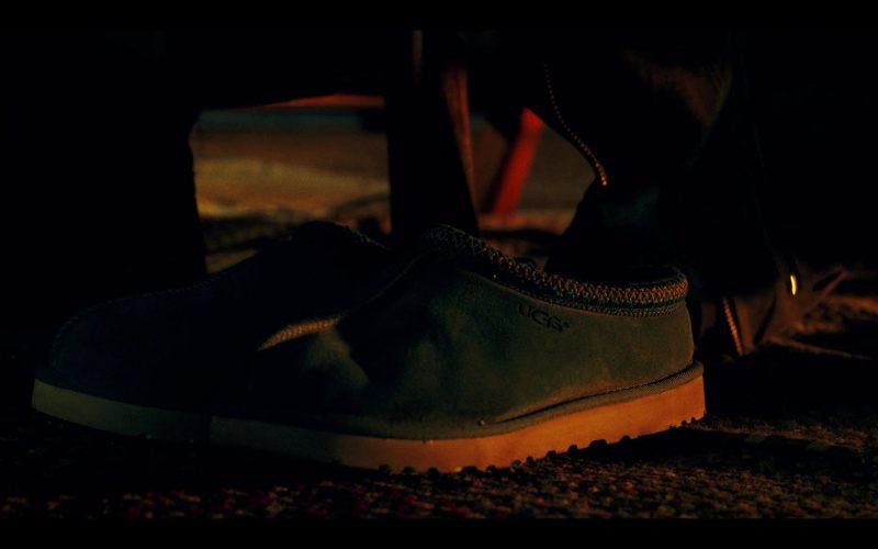 UGG Shoes in Daybreak Season 1 Episode 4 MMMMMMM-HMMMMMM