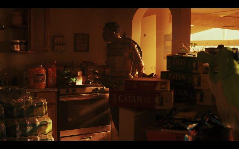 UTZ Cheese Balls in Daybreak Season 1 Episode 1 Josh vs. the Apocalypse Part 1