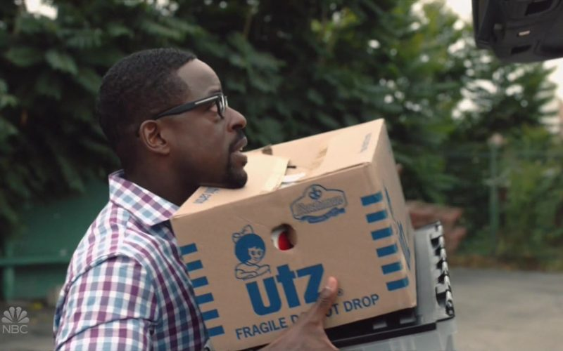 Utz Quality Foods in This Is Us Season 4 Episode 4 Flip a Coin (2)