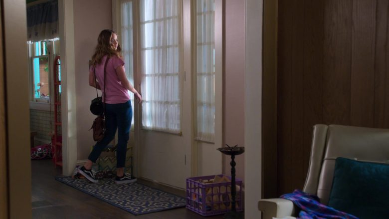 Vans Shoes Worn by Debby Ryan as Patricia Bladel or Patty in Insatiable