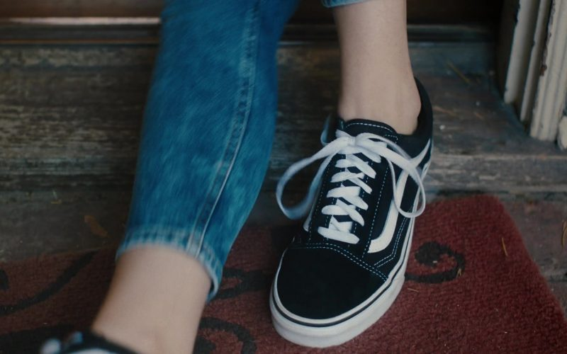 Vans Shoes Worn by Liana Liberato as McKenna Brady in Light as a Feather
