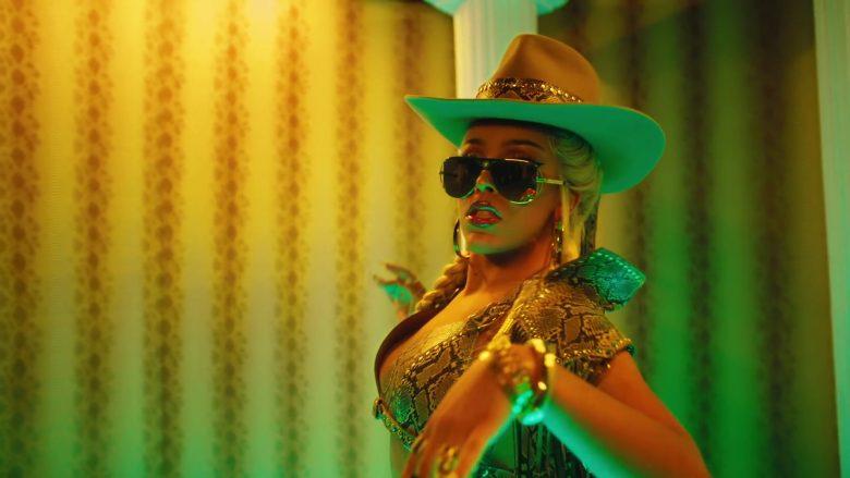 Versace Sunglasses Worn by Doja Cat in Rules (2)