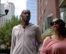 Versace Sunglasses Worn by Taraji P. Henson as Loretha Cookie Lyon in Empire (1)