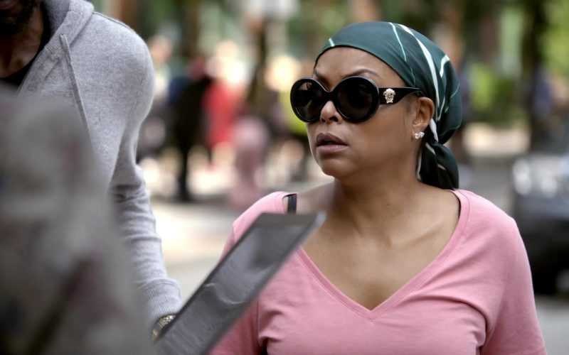 Versace Sunglasses Worn by Taraji P. Henson as Loretha Cookie Lyon in Empire (6)