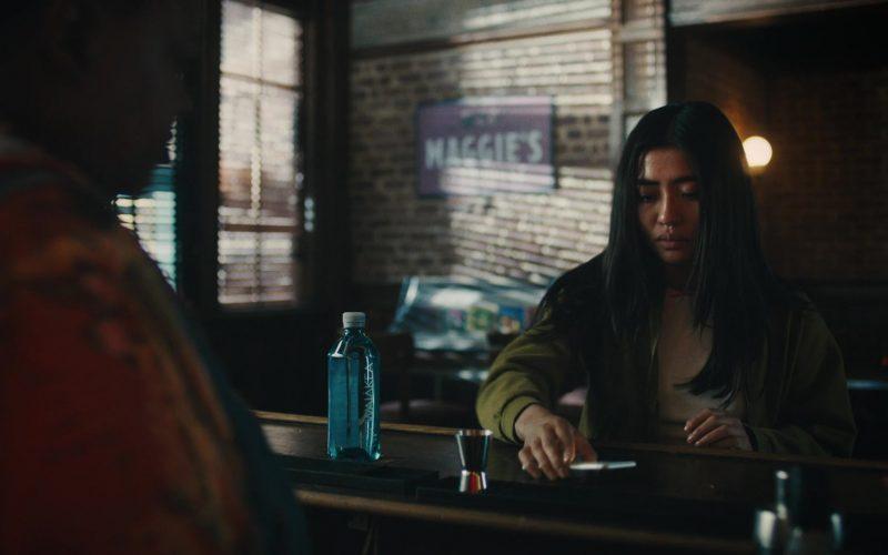 Waiakea Bottled Water Enjoyed by Brianne Tju as Alex Portnoy in Light as a Feather (4)