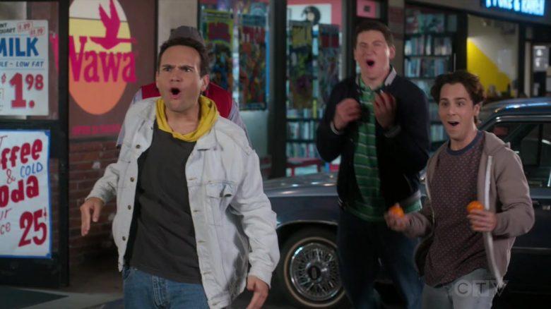 Wawa Store in The Goldbergs Season 7 Episode 4 Animal House (12)