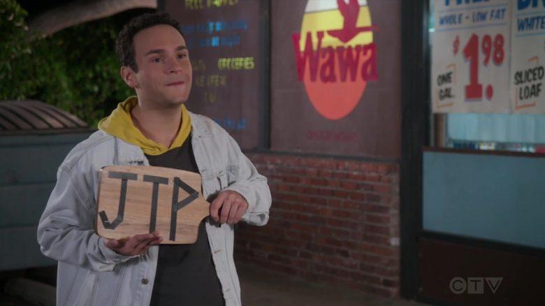 Wawa Store in The Goldbergs Season 7 Episode 4 Animal House (6)