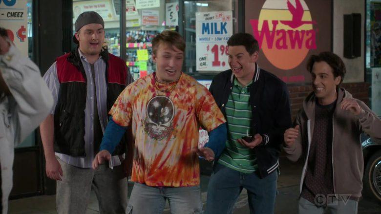Wawa Store in The Goldbergs Season 7 Episode 4 Animal House (7)