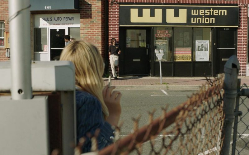 "Western Union in The Deuce Season 3 Episode 7 ""That's a Wrap"" (2019)"