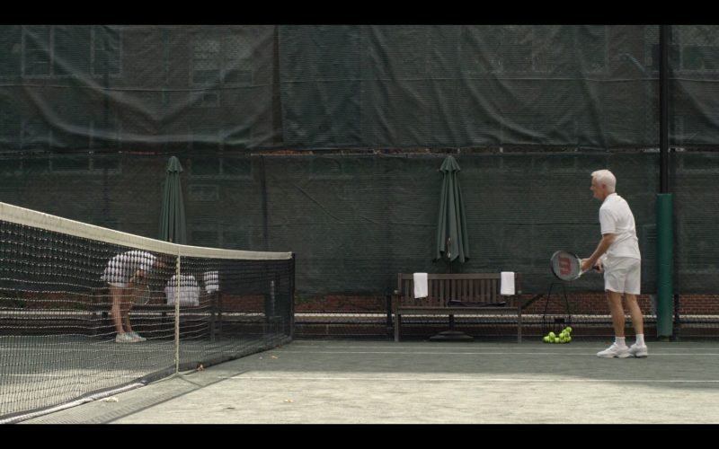Wilson Tennis Racquet Used by John Slattery as Dennis in Modern Love Season 1 Episode 4
