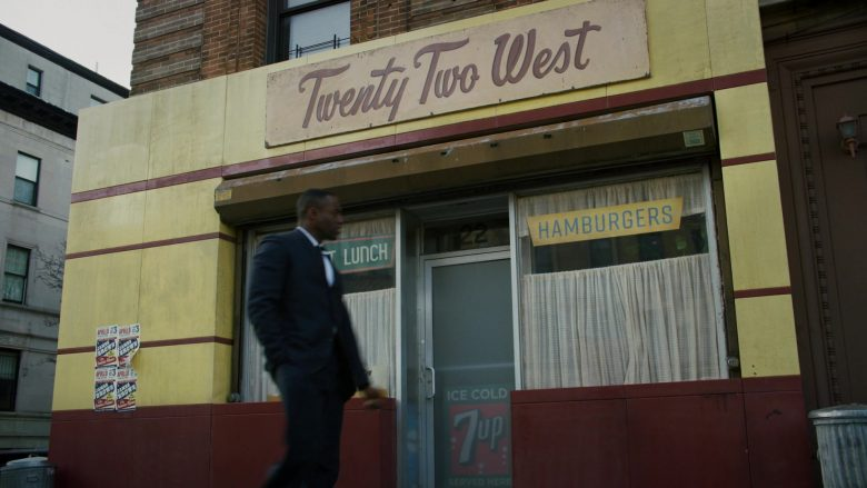 7UP Posters in Godfather of Harlem Season 1 Episode 7 Masters of War (1)