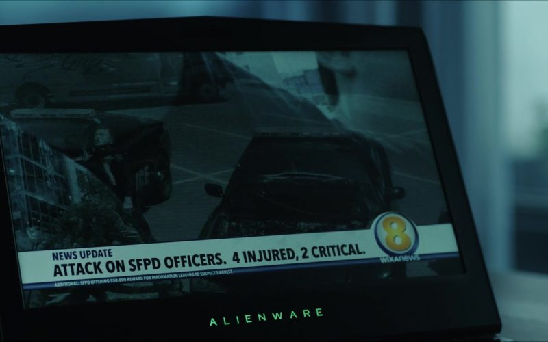 Alienware Laptop Used by Ryan Potter as Beast Boy in Titans Season 2 Episode 10 (1)