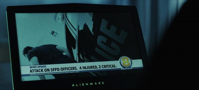 Alienware Laptop Used by Ryan Potter as Beast Boy in Titans Season 2 Episode 10 (3)
