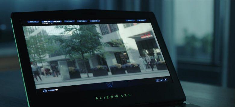 Alienware Laptop Used by Ryan Potter as Beast Boy in Titans Season 2 Episode 10 (6)