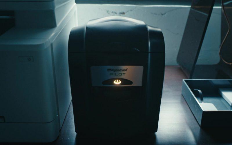 AlphaCard Pilot in Mr. Robot Season 4 Episode 5 405 Method Not Allowed
