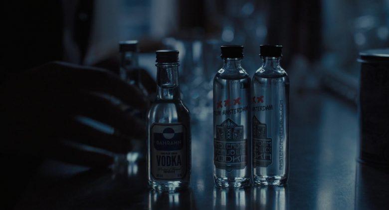 Amsterdam Republic Vodka in The Goldfinch (2019)