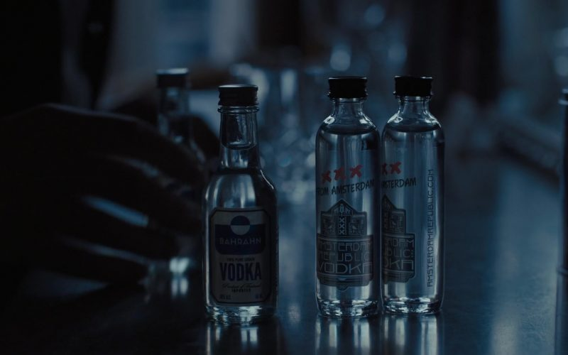 Amsterdam Republic Vodka in The Goldfinch (2019)