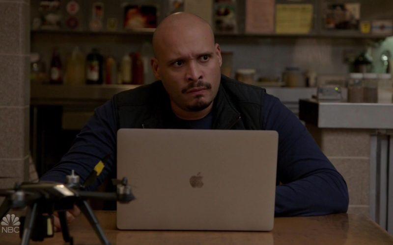 Apple MacBook Laptop Used by Joe Minoso in Chicago Fire Season 8 Episode 9 (1)