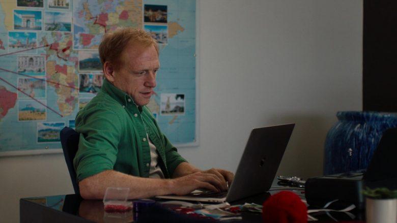 Apple MacBook Laptop Used by Scott Shepherd in Bluff City Law Season 1 Episode 7