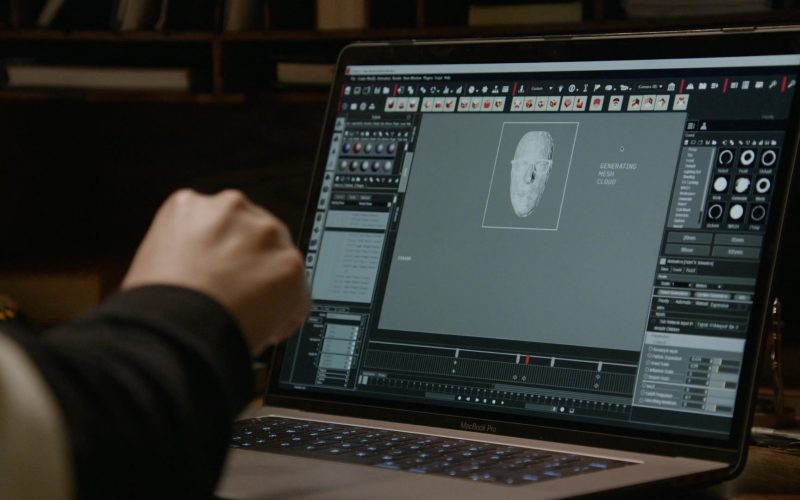 Apple MacBook Pro Laptop Used by Alex Shimizu in The Blacklist Season 7 Episode 6 (1)