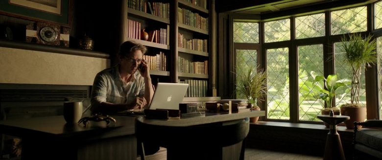 Apple MacBook Pro Laptop Used by James McAvoy as Bill Denbrough in It Chapter Two (2019) Movie