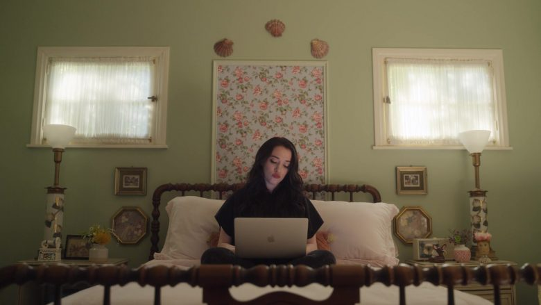 "Apple MacBook Pro Laptop Used by Kat Dennings as Jules in Dollface Season 1 Episode 4 ""Fun Friend"" (2019) TV Show"