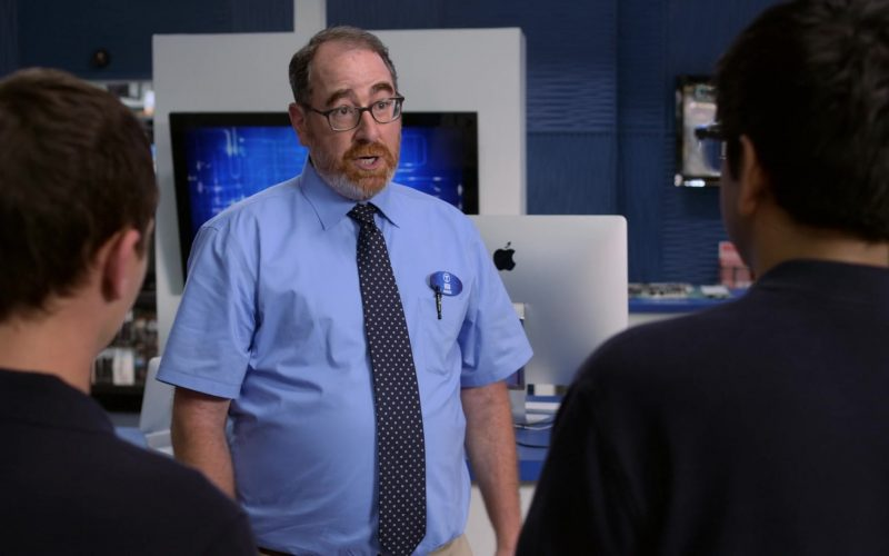 Apple iMac Computer in Atypical Season 3 Episode 3 Cocaine Pills and Pony Meat (2019)