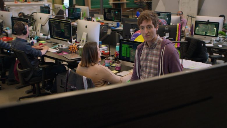 Apple iMac Computers in Silicon Valley Season 6 Episode 5 (2)