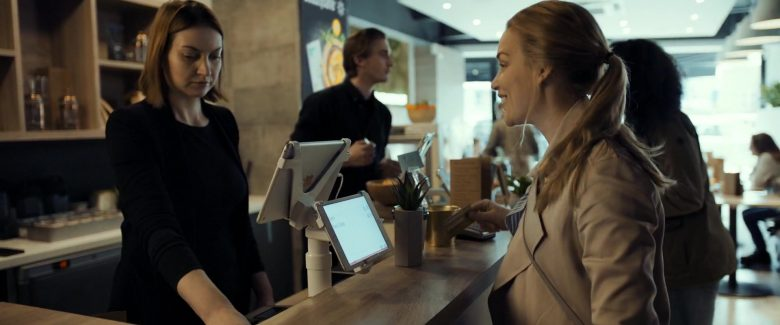 Apple iPad Tablet in Angel Has Fallen (2019) - Movie Product Placement