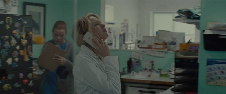 Apple iPhone Smartphone Used by Naomi Watts in Luce (2019) - Movie Product Placement