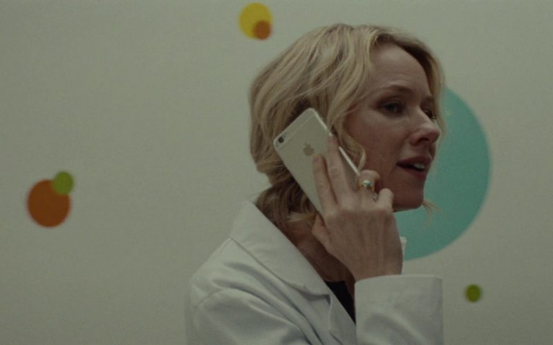 Apple iPhone Smartphone Used by Naomi Watts in Luce (2)