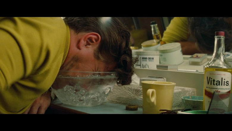 Ayer Hand Cream & Bristol-Myers Vitalis in Once Upon a Time … in Hollywood (2019)