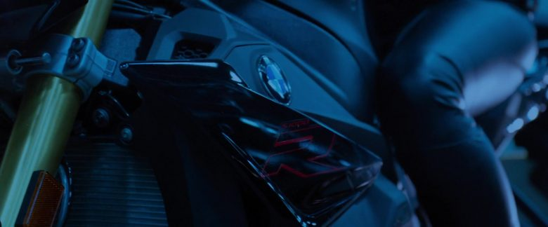 BMW Motorcycle Used by Olga Kurylenko in The Courier (2)