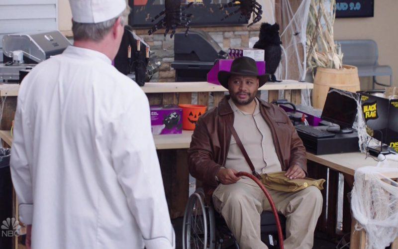 Black Flag in Superstore Season 5 Episode 6 Trick-or-Treat