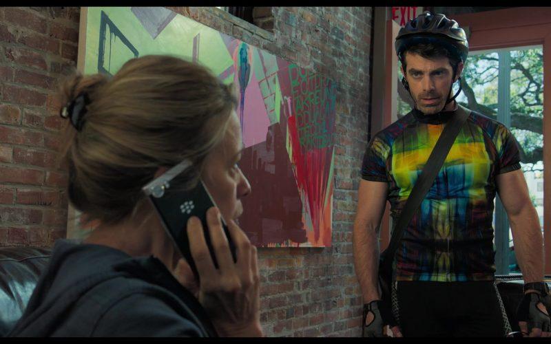Blackberry Smartphone Used by Linda Emond in Gemini Man (1)