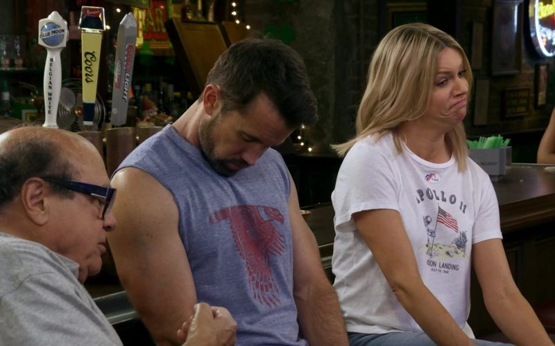 Blue Moon and Coors Beer in It's Always Sunny in Philadelphia (3)